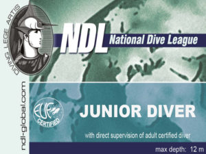 ndl junior diver