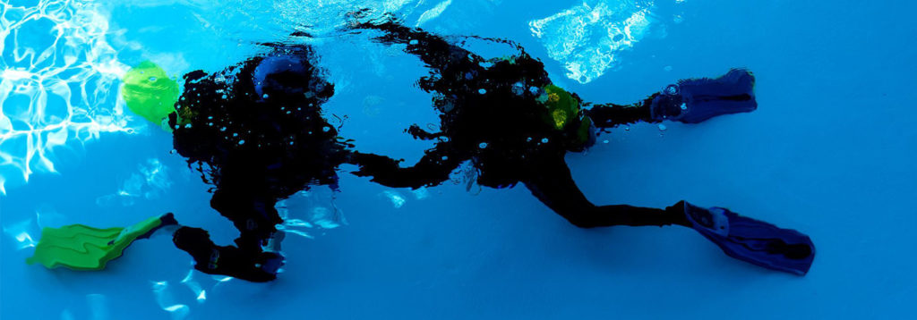 ndl confined water diver